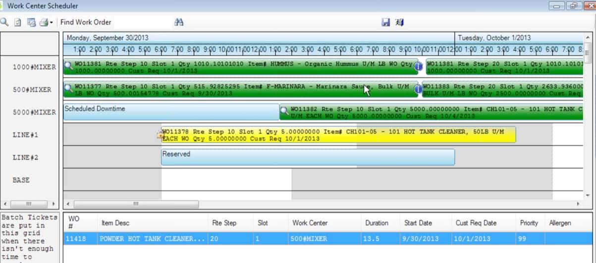 Process Pro Batch Management